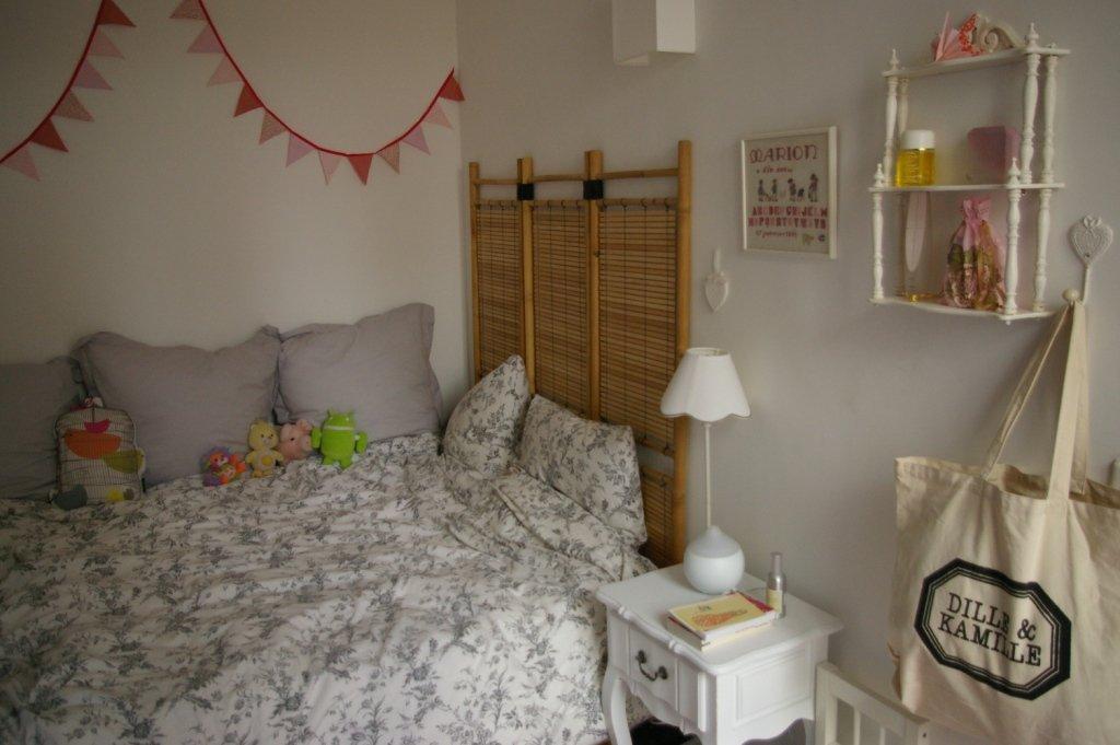 Appartement de charme avec jardin louer paris bambi for Location avec jardin paris