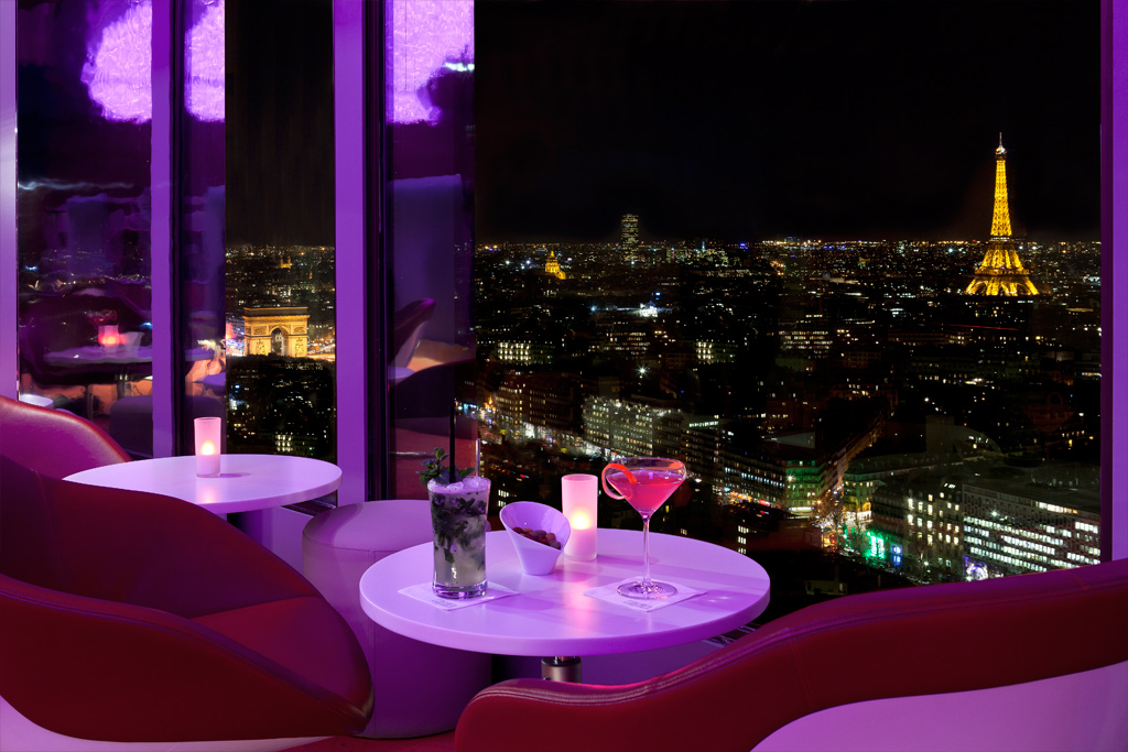 L Une Des Plus Belles Vues Panoramiques De Paris Bambi 224