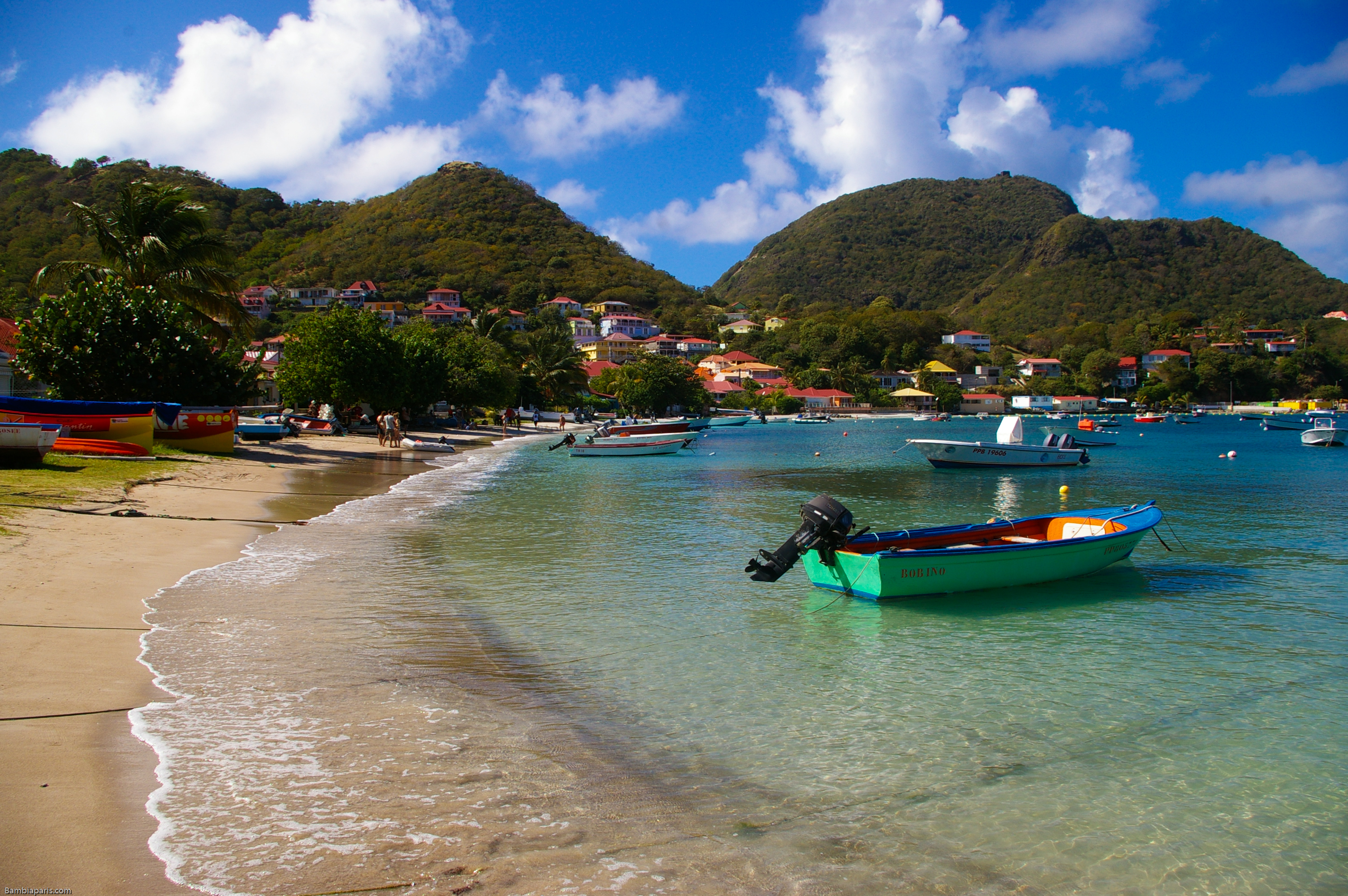 saintes-antilles