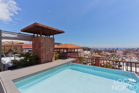 20 choses insolites faire barcelone tourisme for Appart hotel barcelone avec piscine