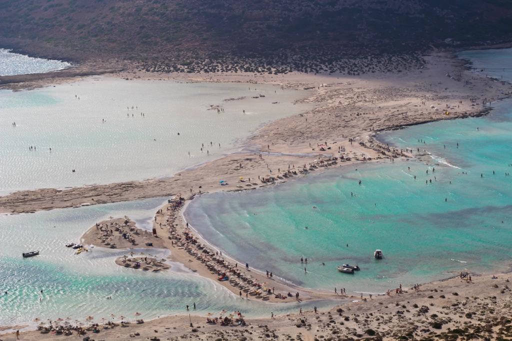 UCPA almyrida crete
