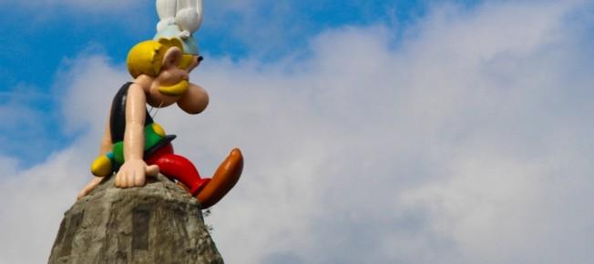Le Parc Asterix : un paradis pour les grands et les petits