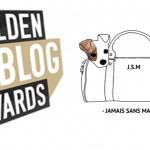 Votez pour Jamais sans Maurice au Golden Blog Awards