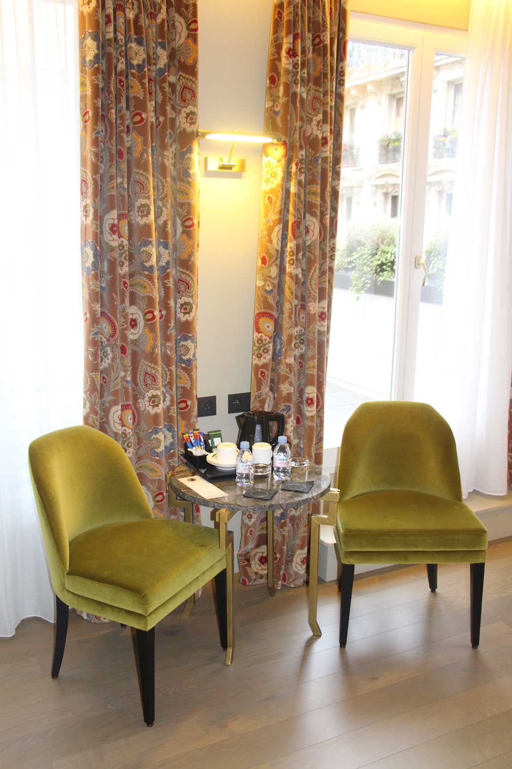 Hotel Les Mathurins Paris